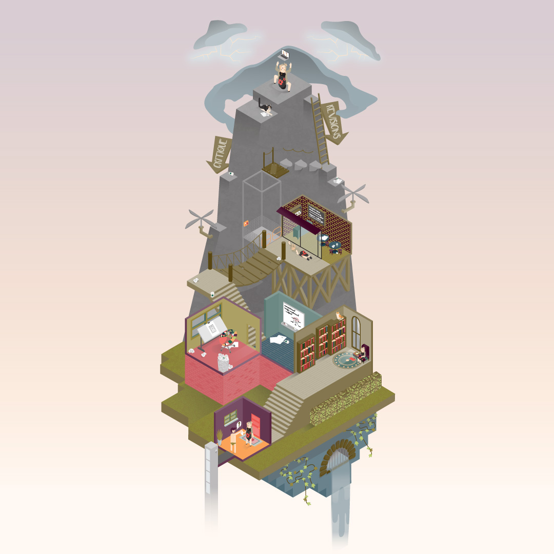 preview image for isometric illustration